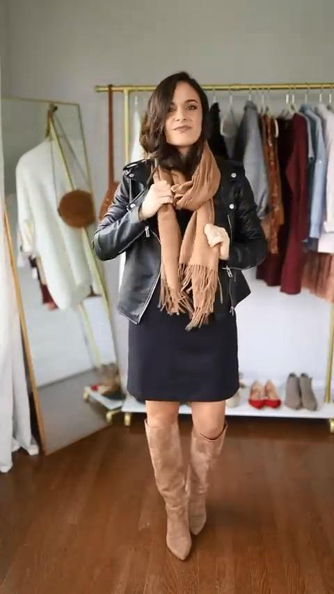 7 Ways to Wear a Black Dress