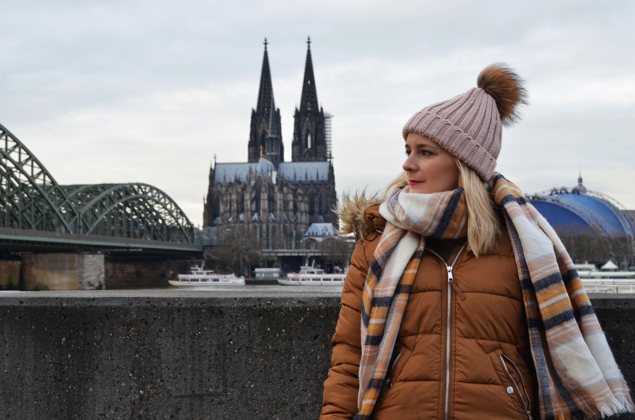 Catedral y puente Colonia