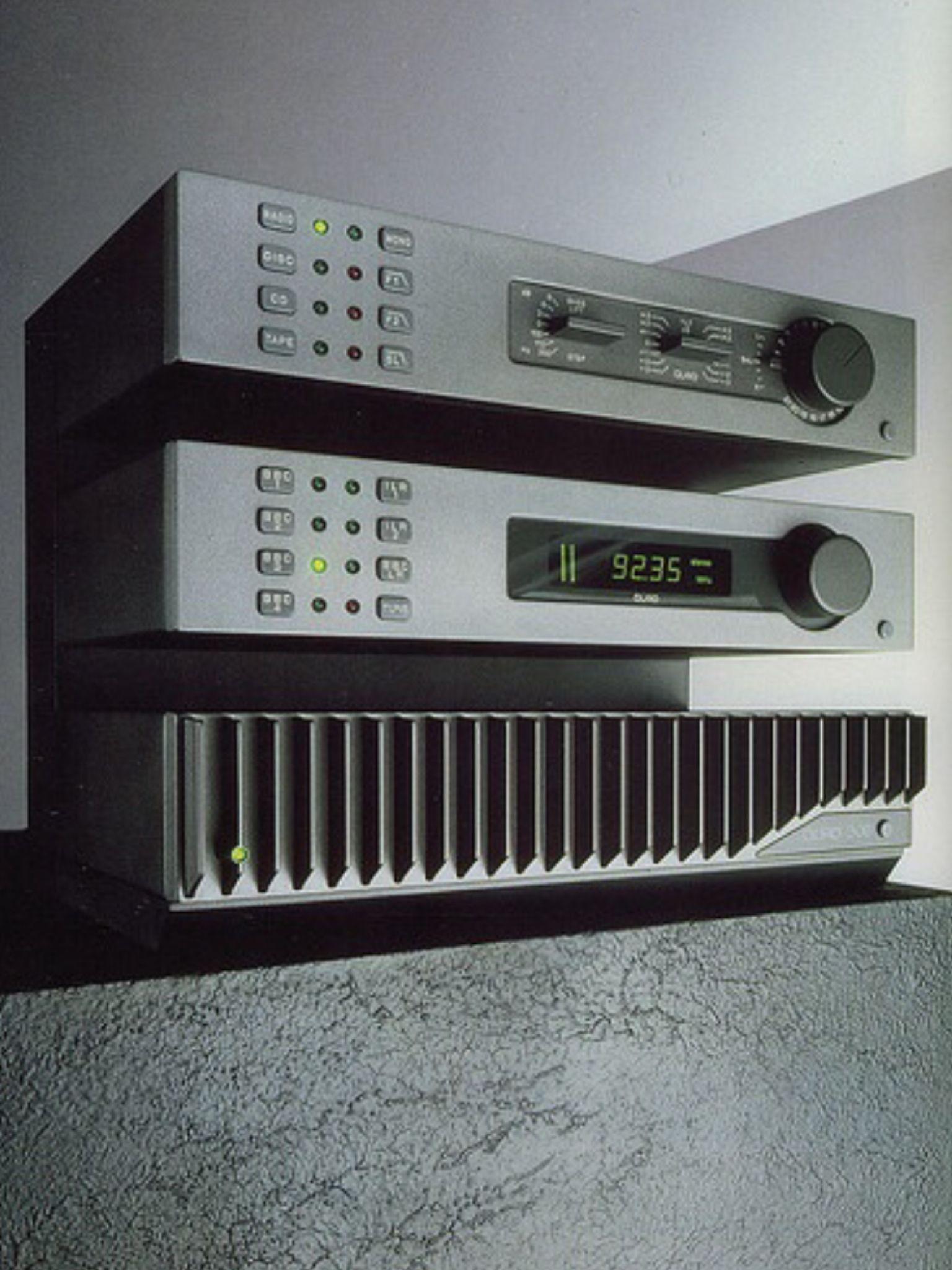 Quad 306,34 & FM4   HIFI in 2019   Hifi audio, Audio system, Audio