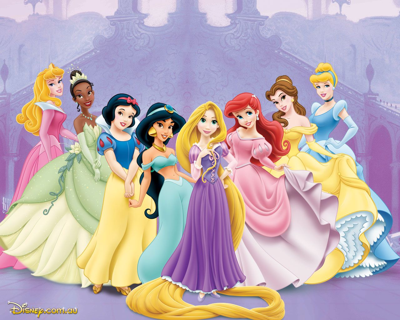 Disney com princess castle backgrounds disney princesses html code - Disney Princess Fan Art Disney Princess In Pink Gown
