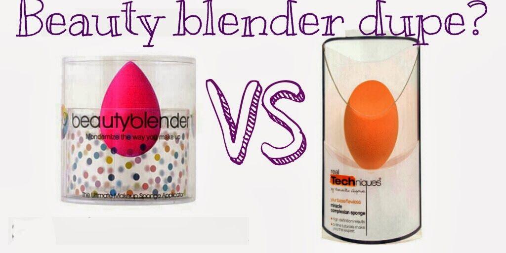 Beauty Blender Dupe