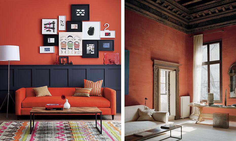 la fabrique d co d corer en orange comment se lancer interiors pinterest quelle. Black Bedroom Furniture Sets. Home Design Ideas