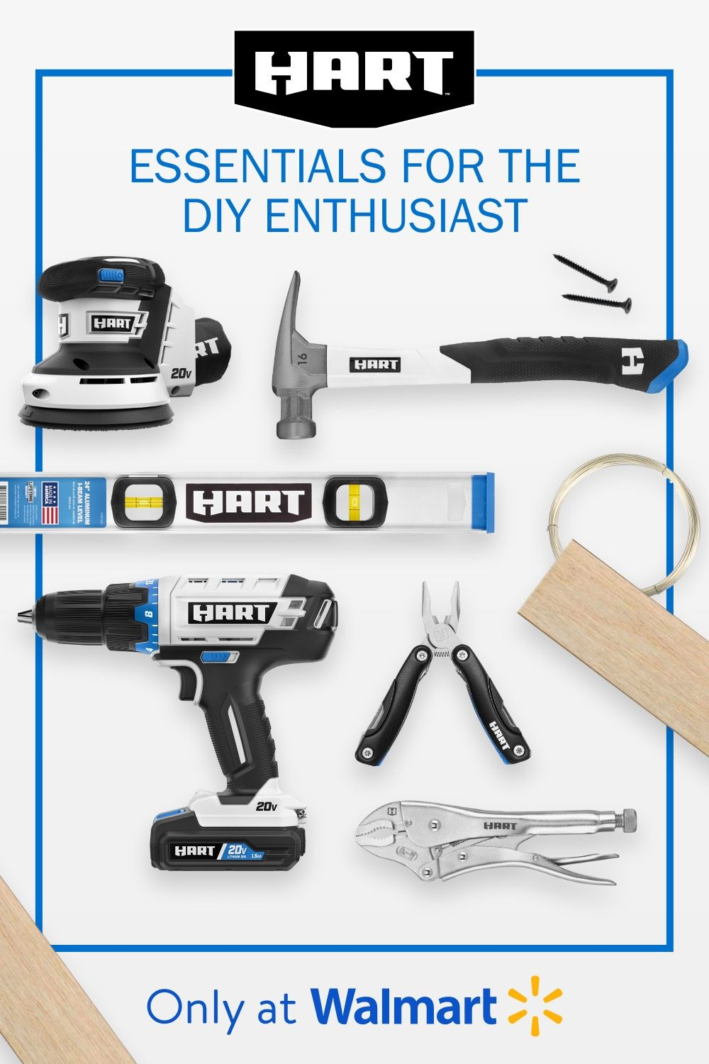 Before tackling a household project, make sure you have the right tools.