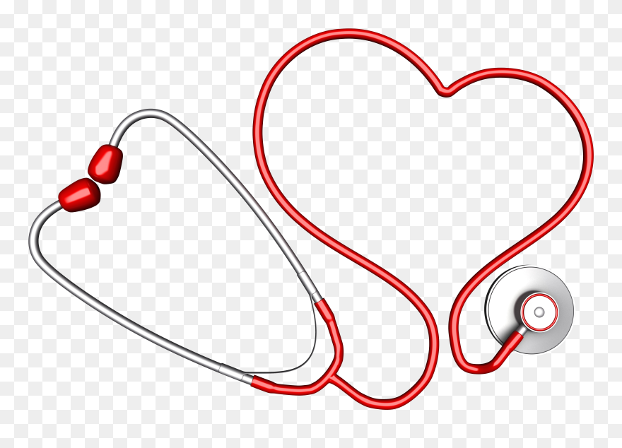 Download Hd Stethoscope Heart Clipart Png Png Download Stethoscope Heart Png Transparent Png And Use The Free Clipa Free Clip Art Clip Art Stethoscope Heart