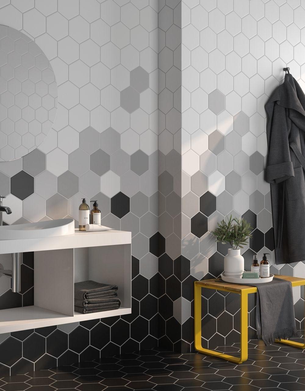 16++ Plancher chauffant dans salle de bain inspirations