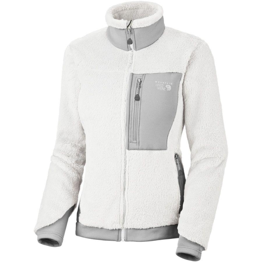 Mountain Hardwear Monkey Woman Fleece Jacket - Women's | Backcountry.com