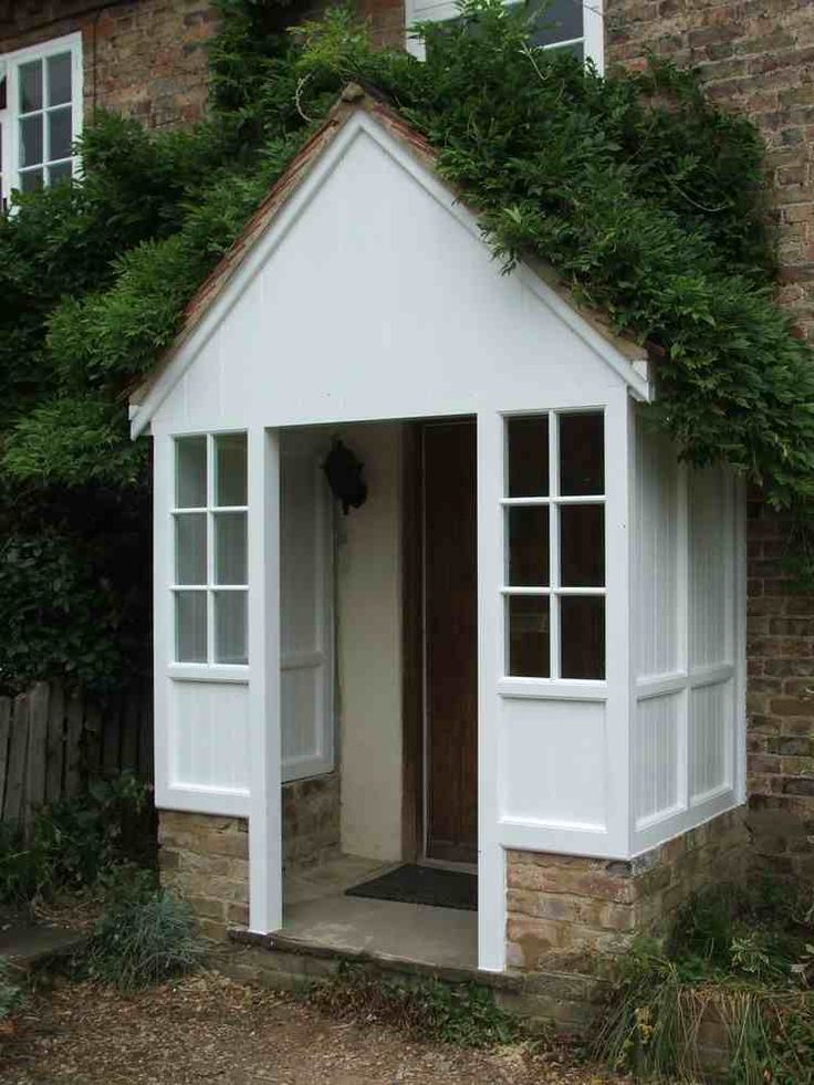 Image result for off set victorian timber porches uk  Enclosed Front ...