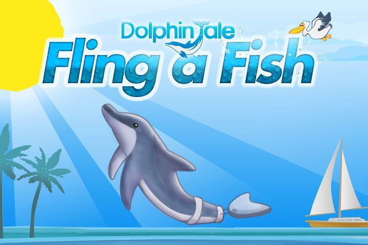 131e9cedb017 Dolphin Tale: Fling-a-fish on iOS and Android | Dolphin Tale ...