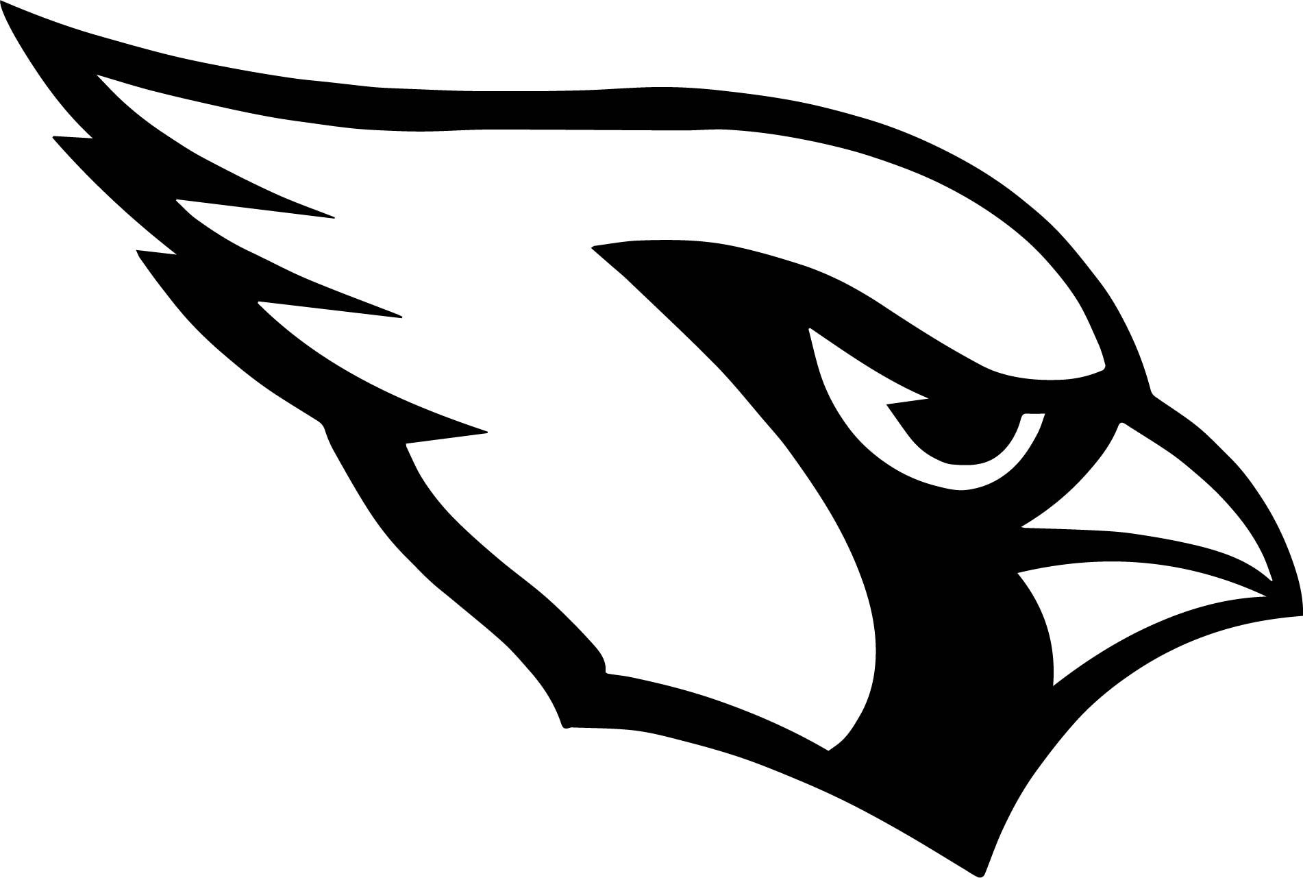 Cool Arizona Cardinals Coloring Page Coloring Pages