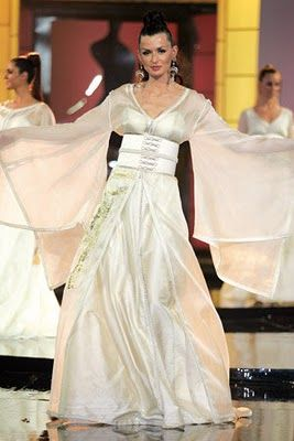 This Is A Moroccan Wedding Dress It Way More Modest Than American Dresses