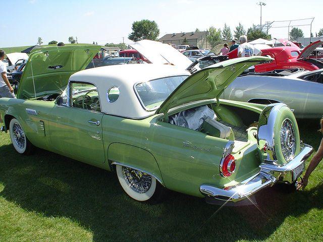 1956 Thunderbird Convertible