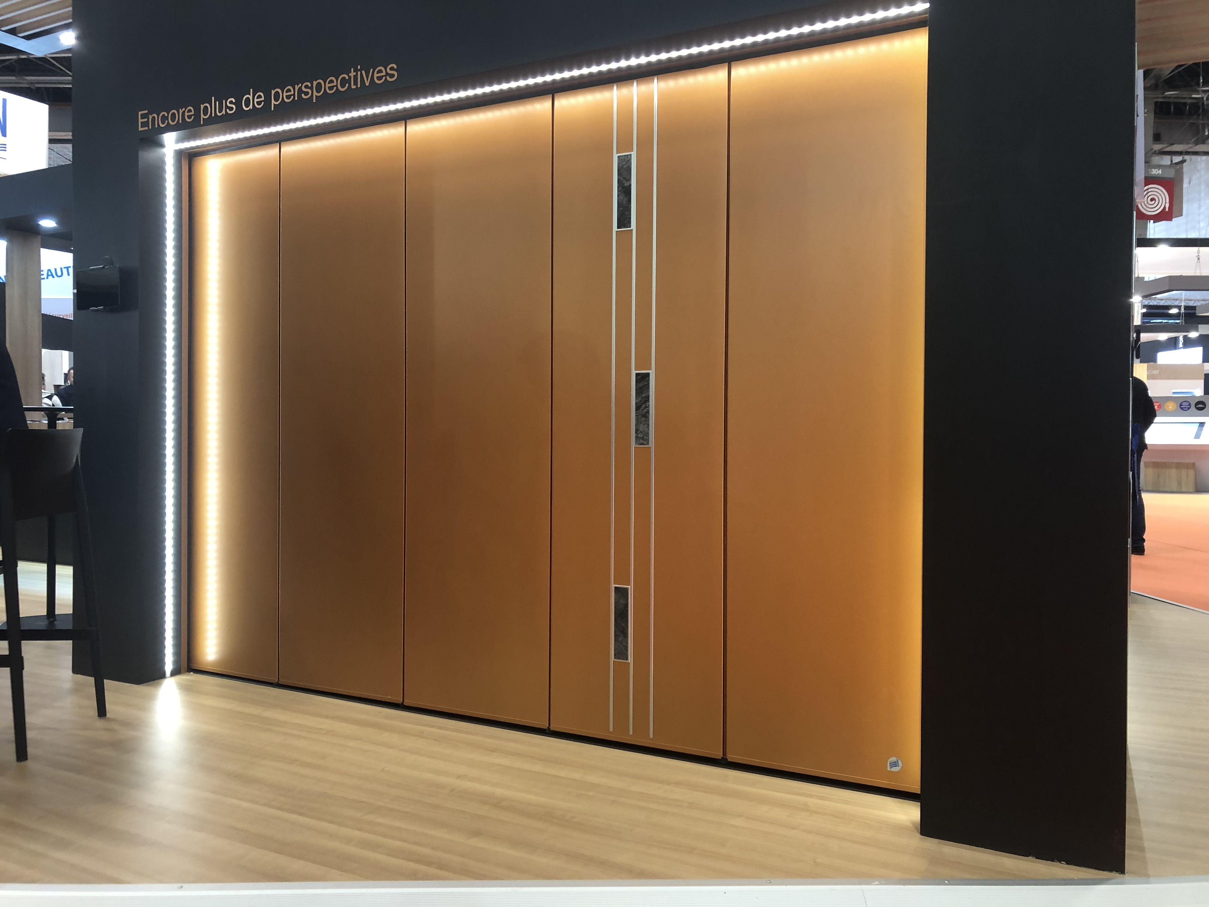 Soprofen Porte De Garage Sectionnelle Laterale Acier Ou Aluminium