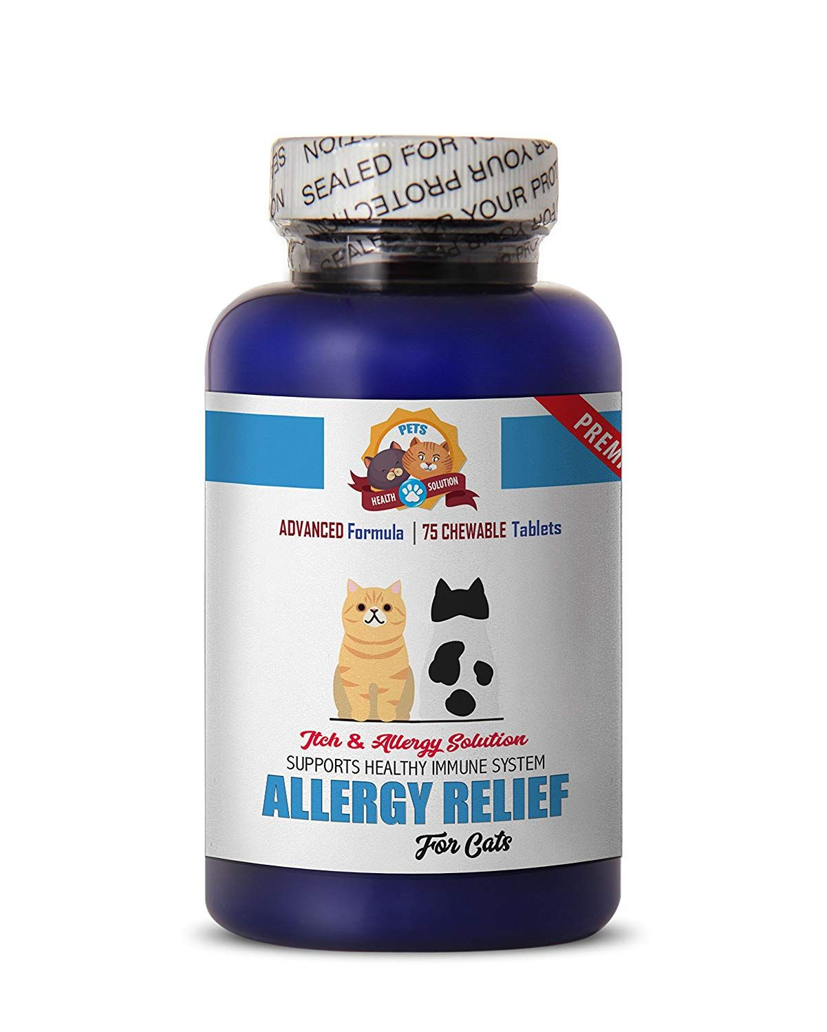 Allergy Medicine For Cats