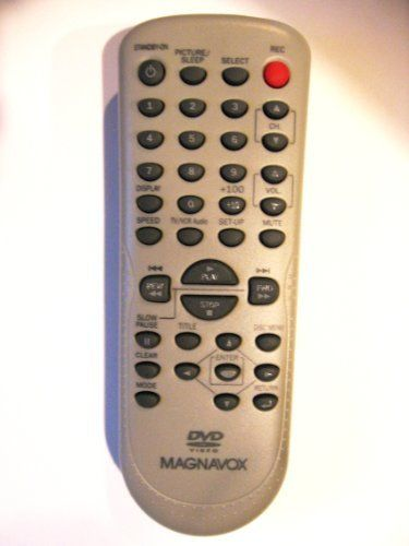 Magnavox NF104UD TV/VCR/DVD Remote Control by Magnavox