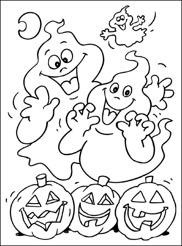 Quatang Gallery- Vysledek Obrazku Pro Omalovanky Halloween Halloween Coloring Sheets Halloween Coloring Pages Fall Coloring Pages