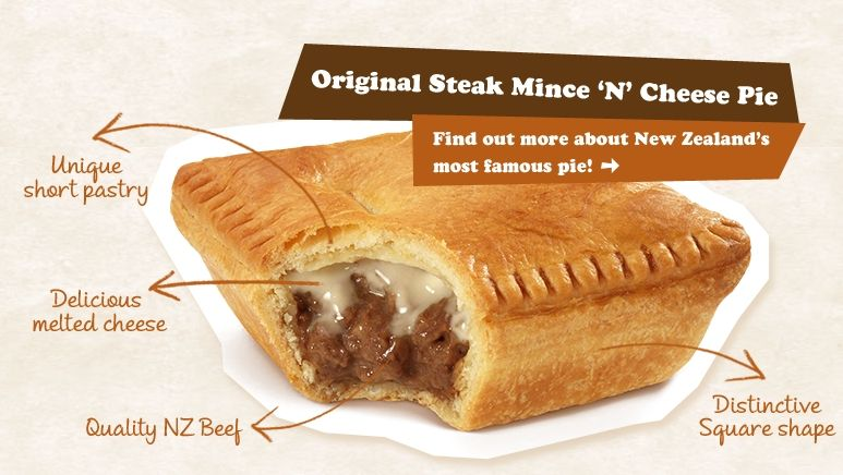 Most Popular Things About New Zealand Food Meat Pie Recipe New Zealand Meat Pie Recipe