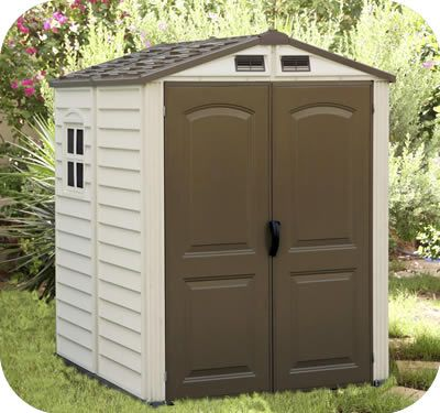 Reasons Why One Should Go For Duramax Sheds Decorifusta In 2020 Vinyl Storage Sheds Vinyl Sheds Shed Storage