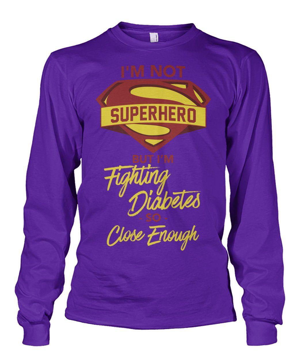 I'm not superhero The best selling Long Sleeve tee, in