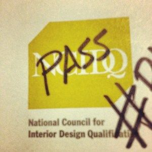 Charmant Pass The NCIDQ To Become A Licensed Interior Designer