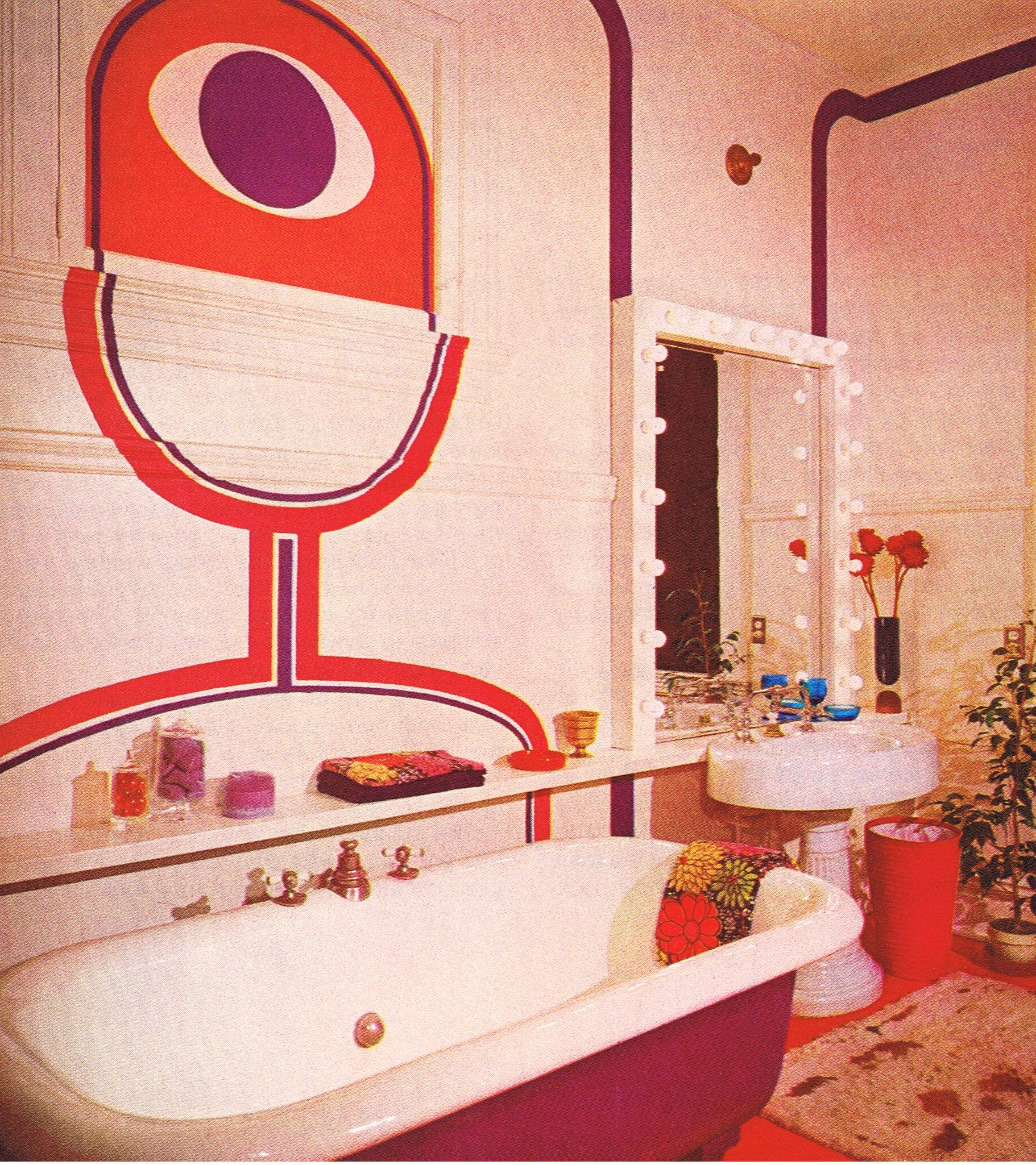 Better Homes And Gardens Bathrooms 1973 bathroom, better homes & gardens | mid century modern