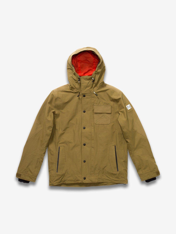 Mens Hooded Deck Jacket Holden Outerwear Jackets Coach Jacket [ 1440 x 1080 Pixel ]