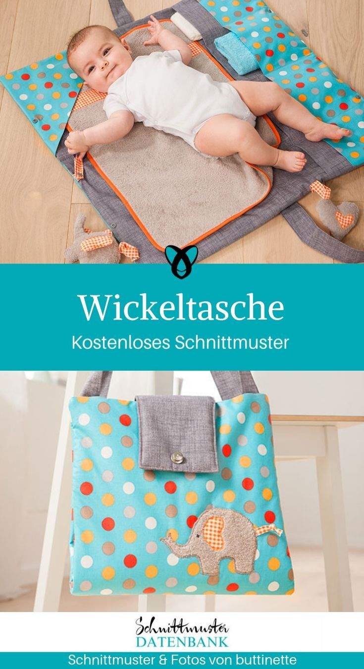 Photo of Wickeltasche