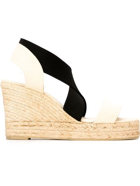 CASTAÑER 'Bernard' Wedge Espadrilles. #castañer #shoes #espadrilles