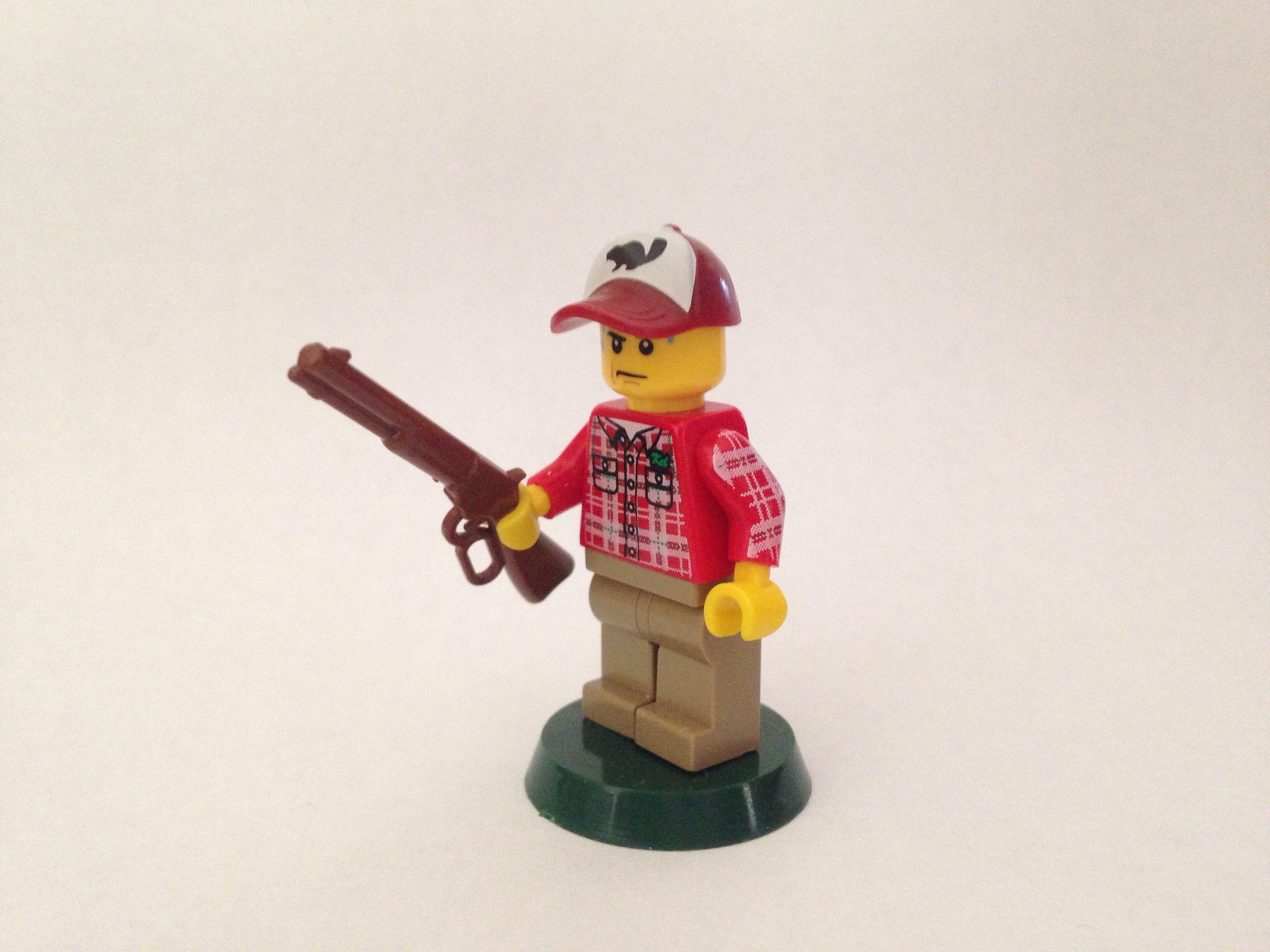 Lego zombie survivor