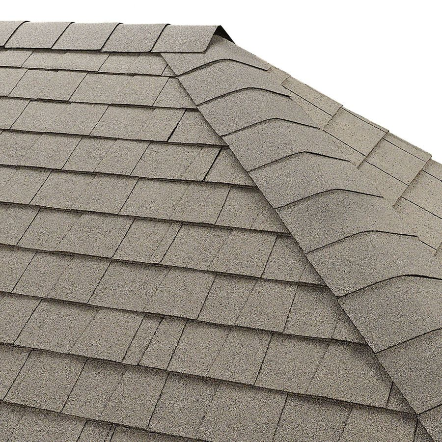 Gaf Seal A Ridge 25 Lin Ft White Hip And Ridge Roof Shingles Lowes Com In 2020 Ridge Roof Foam Roofing Roof Patch
