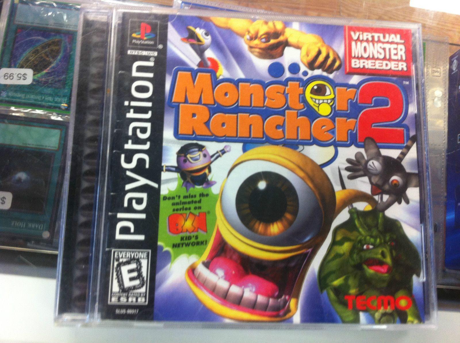 monster rancher 2 gba