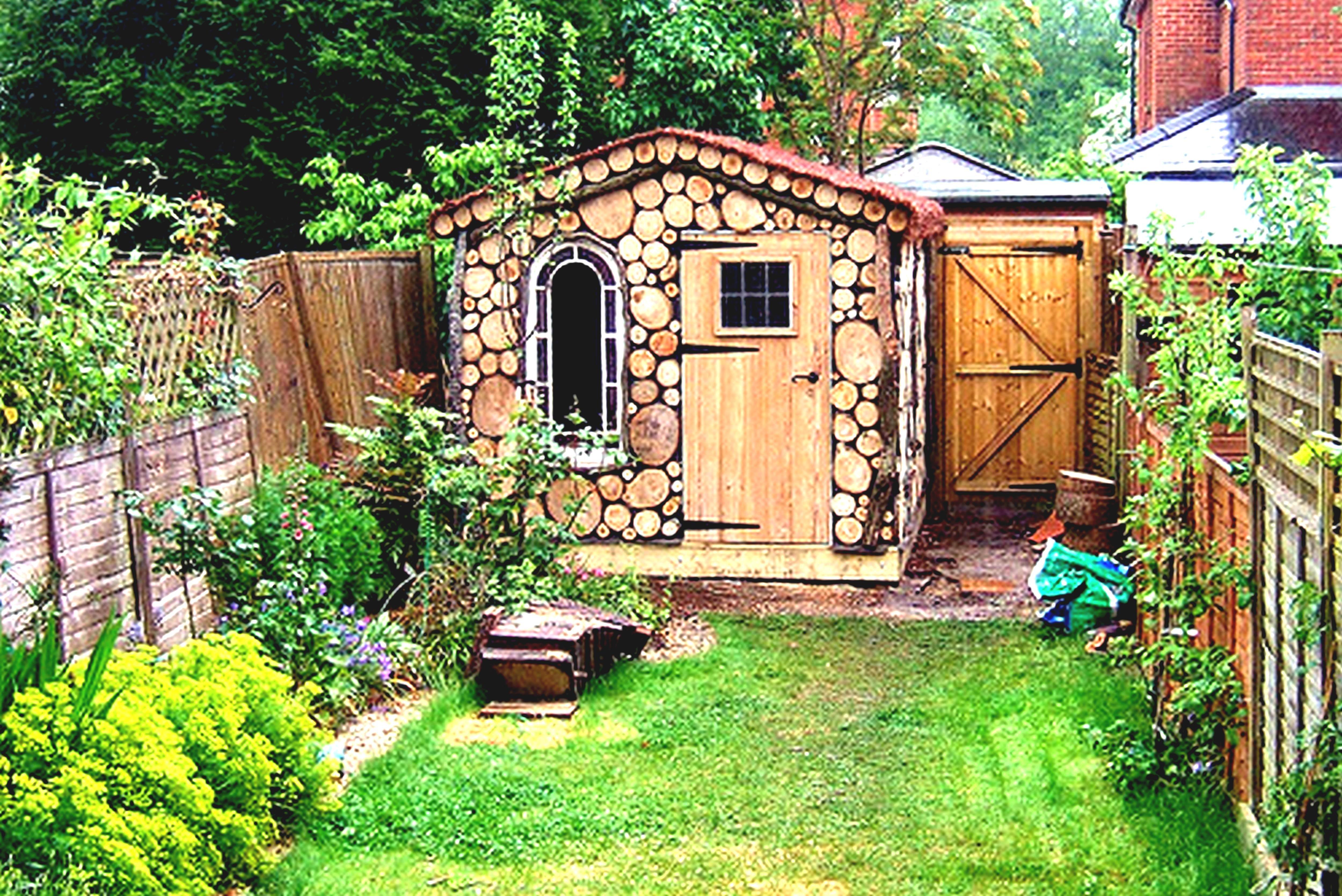 Landschaftsbau Ideen Für Große Yards Auf Einem Budget, Hinterhof, Klein,  Billig #Gartendeko