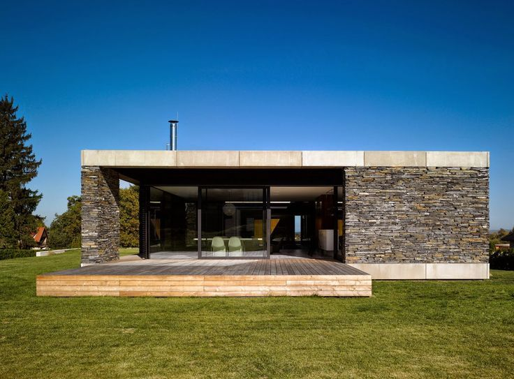 Pin by T C on House | Pinterest | Modern house design, Modern and House