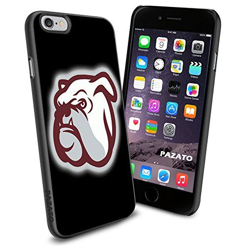iPhone 6 Print Case Cover Mississippi State Bulldogs football Protector Black PAZATO® PAZATO Sport http://www.amazon.com/dp/B00OCO0LXQ/ref=cm_sw_r_pi_dp_ViQtub1SNCTTB