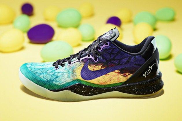Nike Easter Pack: LeBron X Low, Kobe 8 System, & KD V