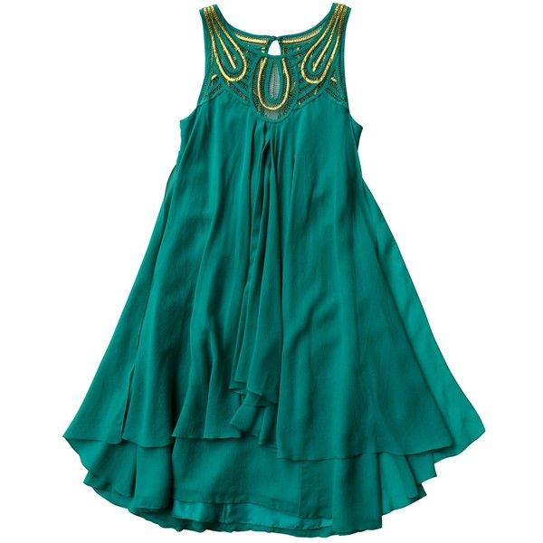 Pre-owned TEMPERLEY LONDON Green Silk Dress (3,860 MXN) ❤ liked on Polyvore featuring dresses, silk dress, green silk dress, temperley london, blue dress and blue cocktail dresses