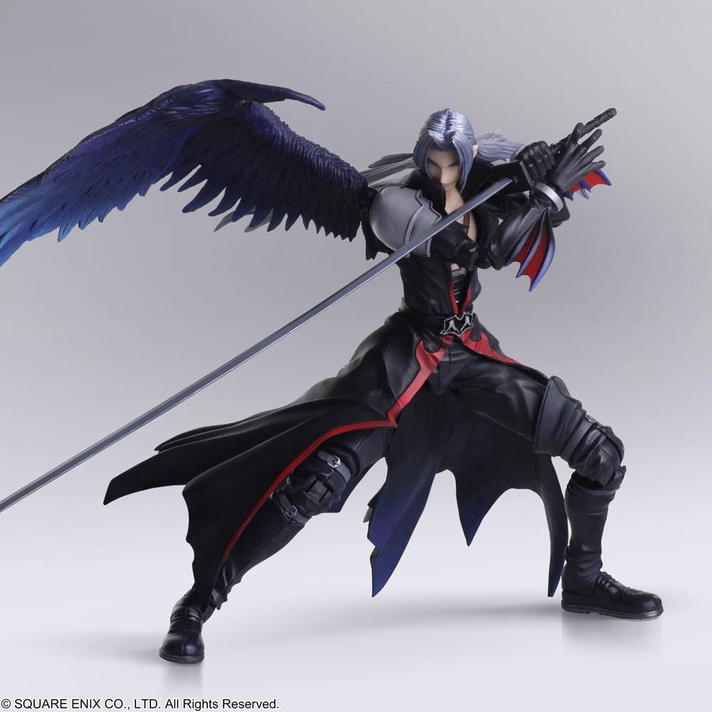 Photo of SQUARE ENIX: FINAL FANTASY® BRING ARTS™ – Sephiroth Another Form Variant