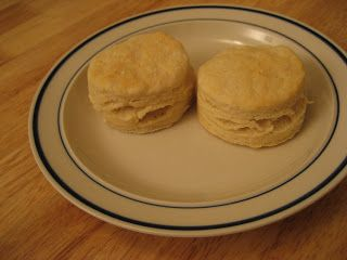 "Fluffy Vegan ""Buttermilk"" Biscuits"
