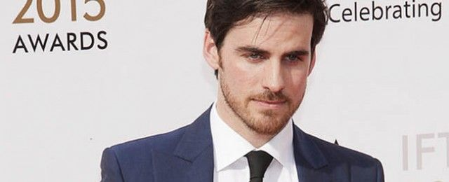 Colin at the Irish film and television awards - may 24 -