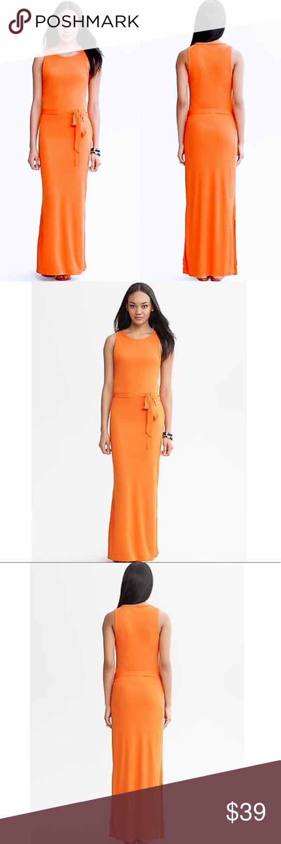 Patio maxi dress