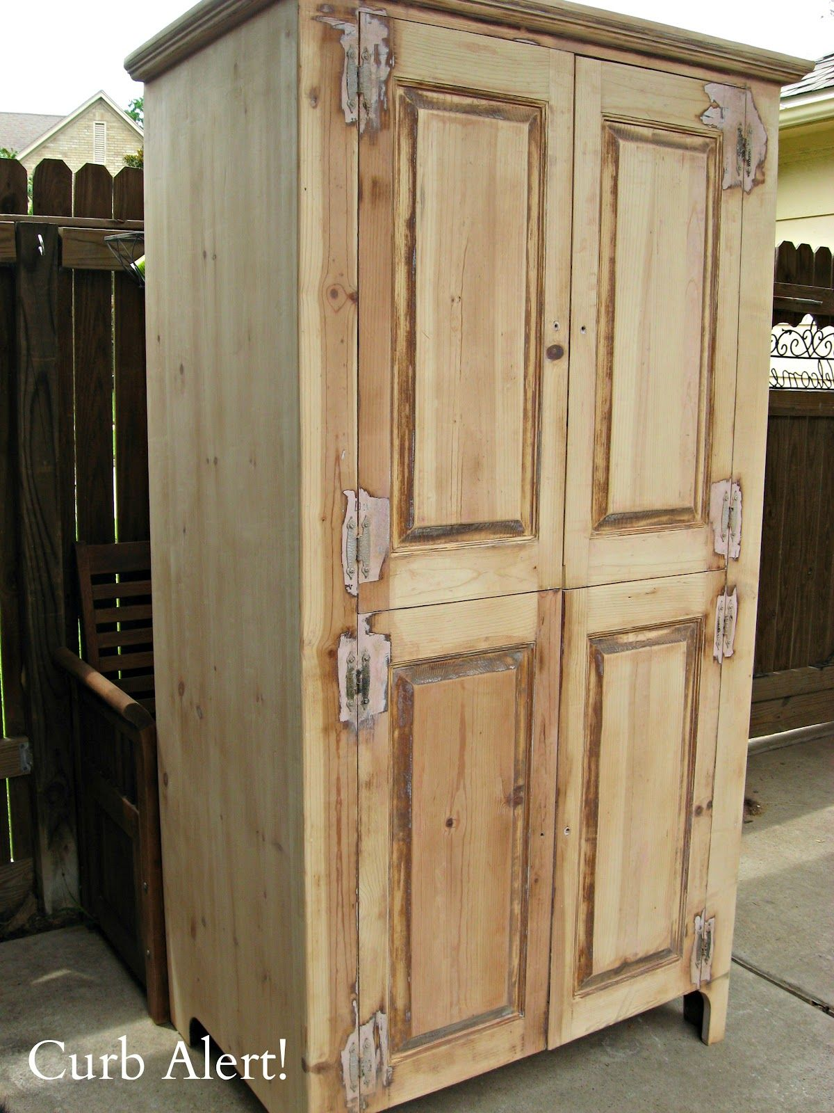 Attrayant Pallet Armoire   Google Search