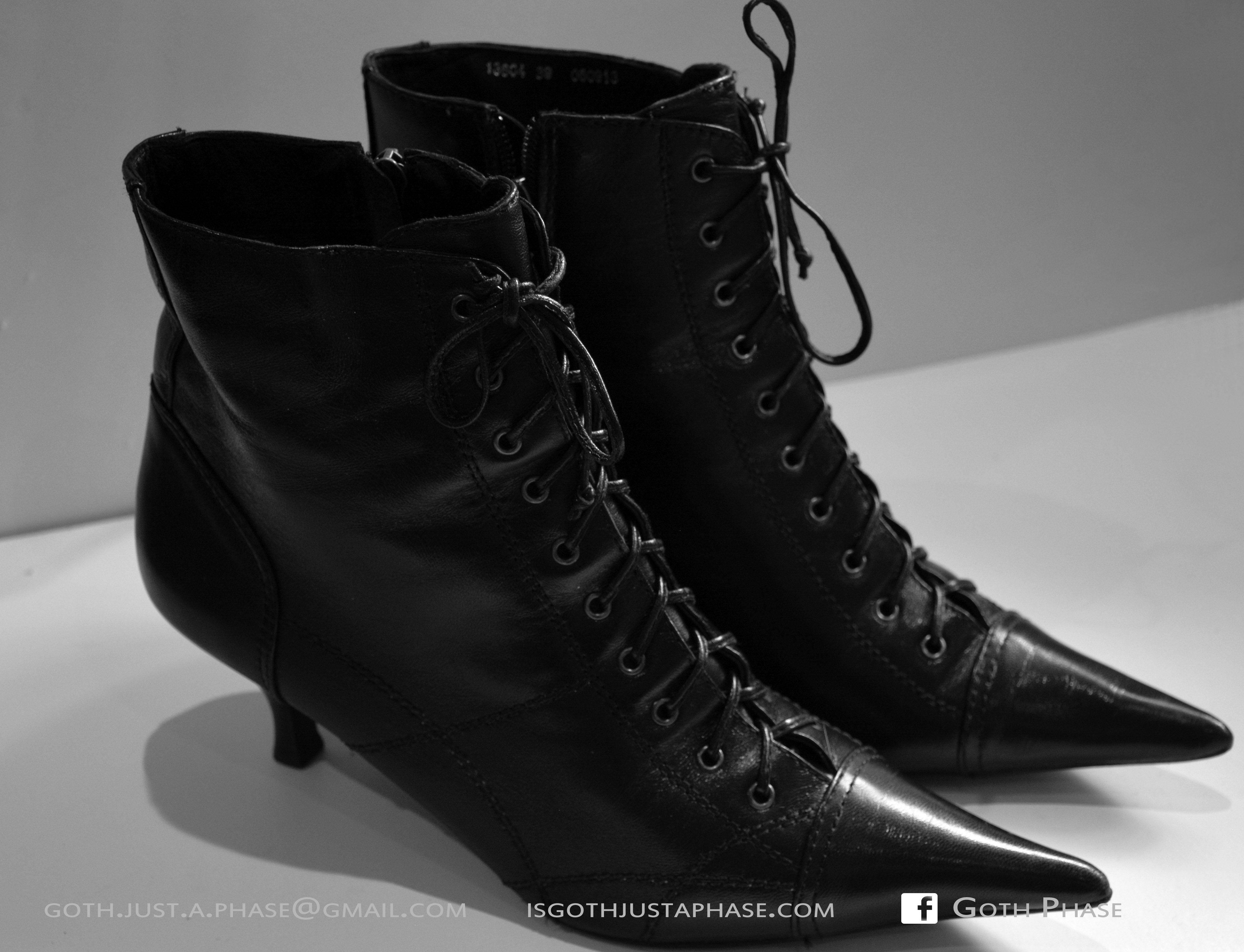 84067ffa0d772 Heeled Winklepickers  lt 3 Pointy Boots
