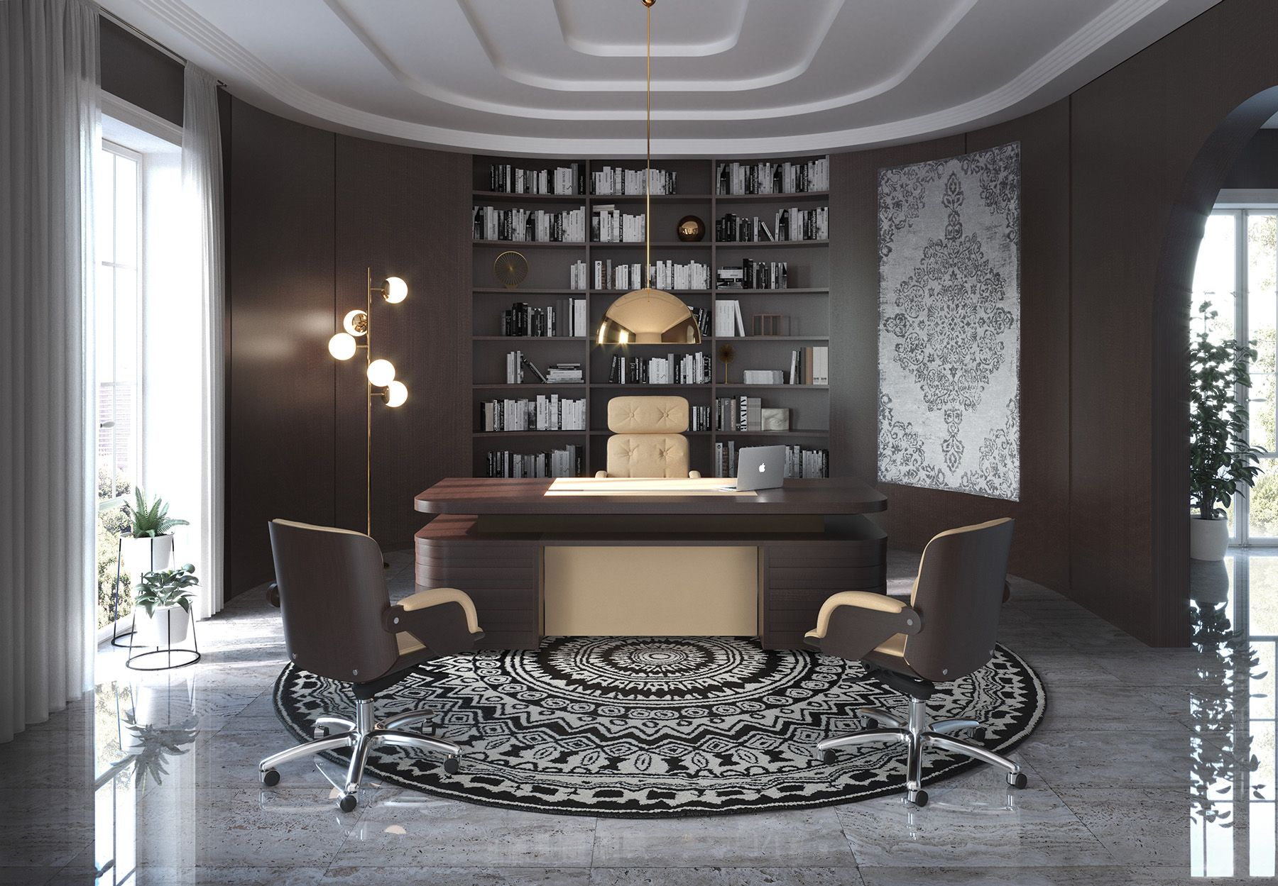 Miraculous Edoc Executive Office Desks Are A Powerful Combination Of Complete Home Design Collection Papxelindsey Bellcom