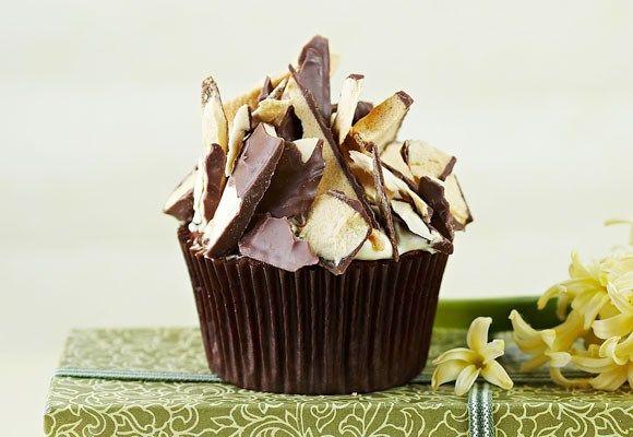 honeycomb cupcakes