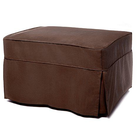 Shop Convertible Ottoman With Single Mattress And Slip Cover