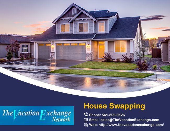 Find Your Perfect Vacation With The Exchange We Offer House Swing Services