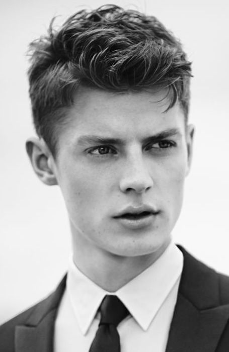 Zara Ss14 Campaign Mens Hairstyle Photos At Fashionbeans