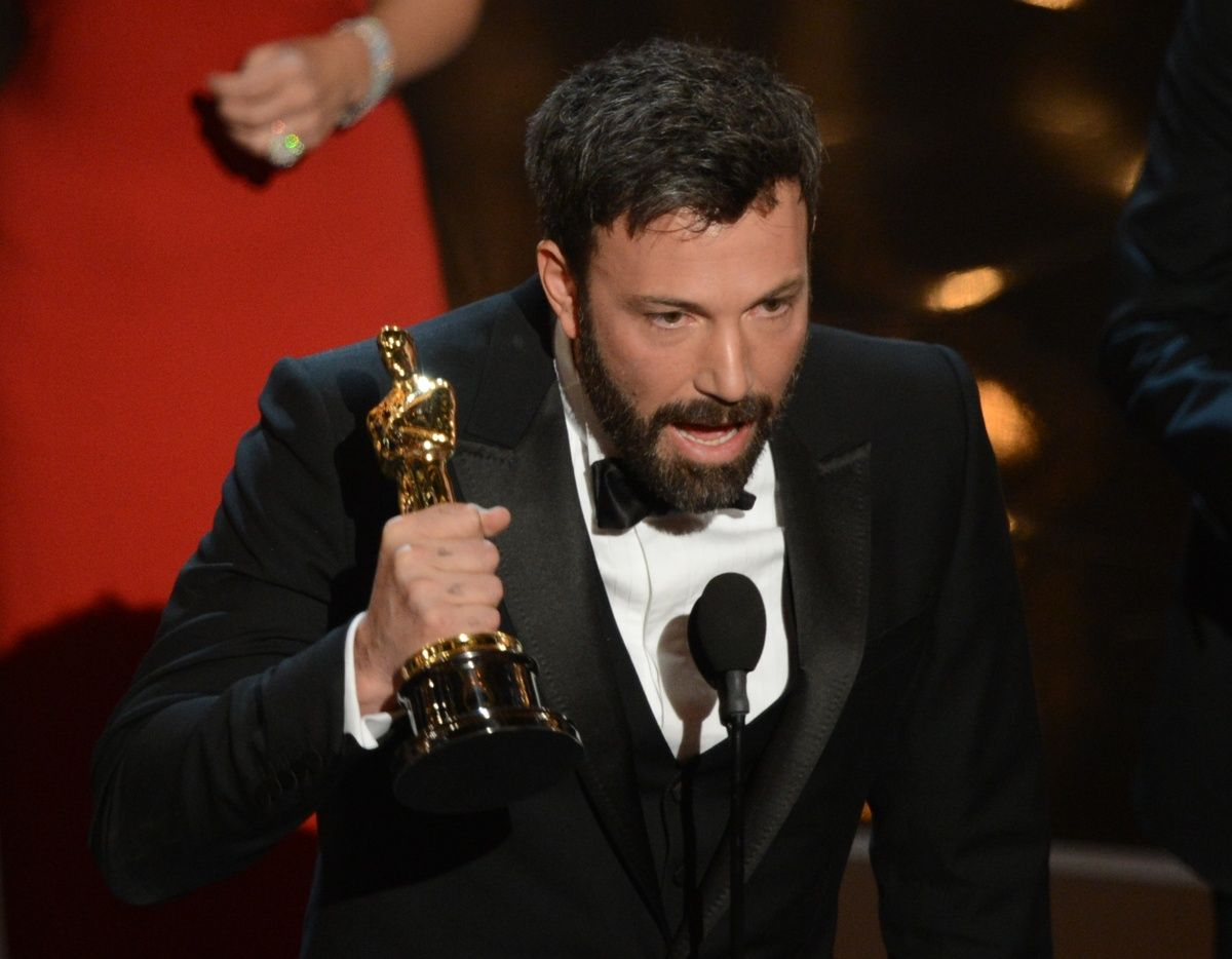 Le Palmarès des Oscars 2013 : Meilleur film Argo de Ben Affleck