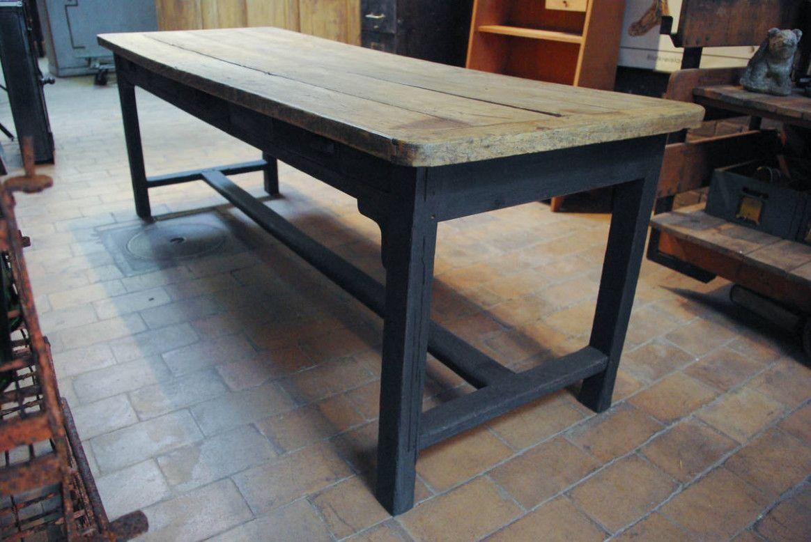 Table De Ferme Nord