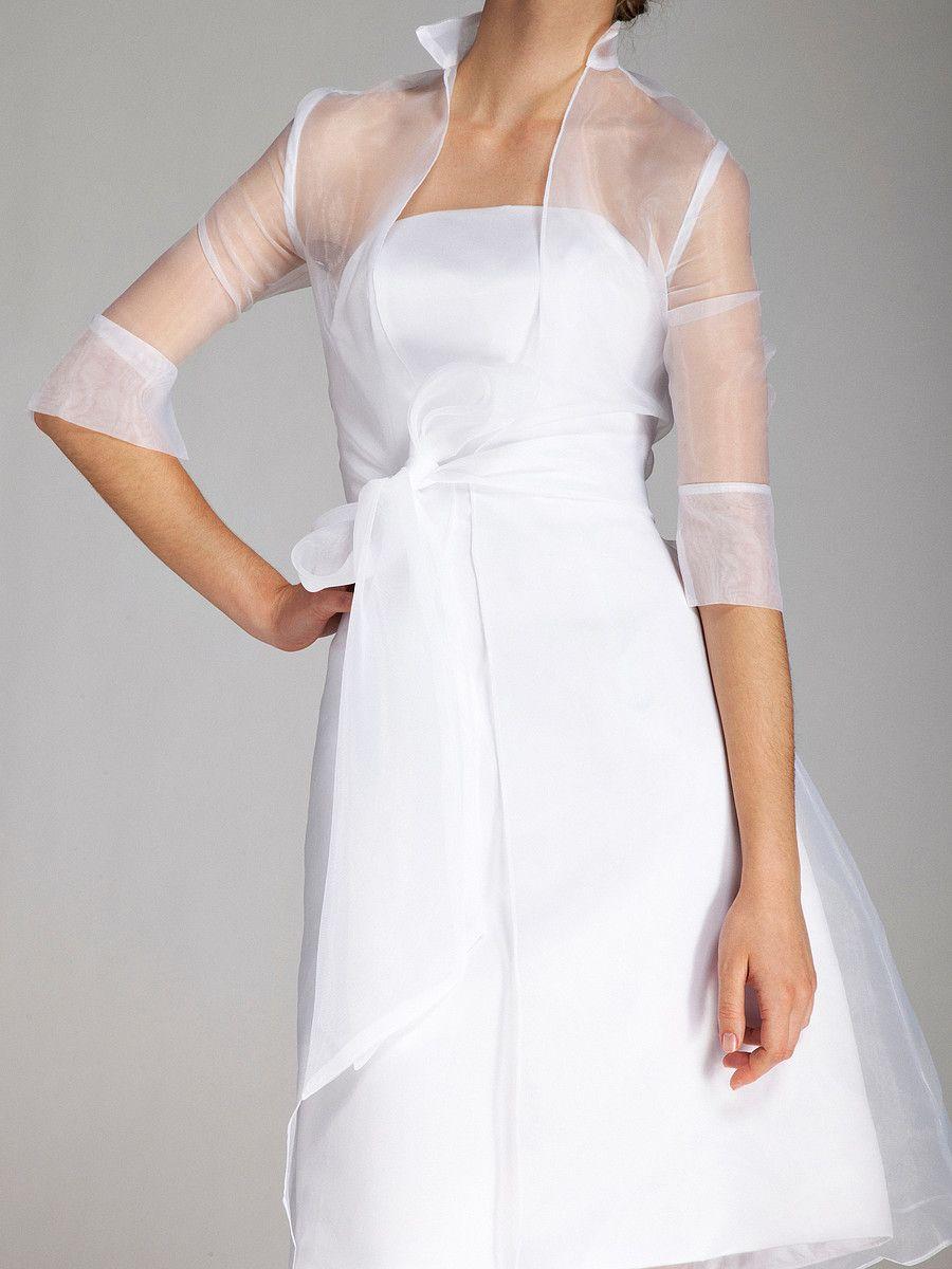 da409c4a23 Little White Beach Wedding Dresses
