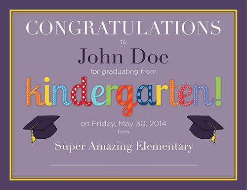 preschool graduation diplomas free printables